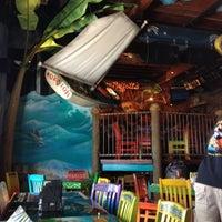 Photo taken at Margaritaville by Hans on 8/26/2012