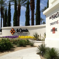 Photo taken at La Quinta Resort & Club, A Waldorf Astoria Resort by Brian H. on 5/12/2012