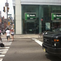 Photo taken at TD Bank by Brian on 8/8/2012