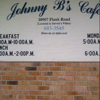 Photo taken at Johnny B'S Cafe by Alisha M. on 2/13/2012