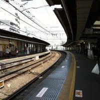 Photo taken at Keio Shimo-takaido Station (KO07) by S H. on 4/15/2012