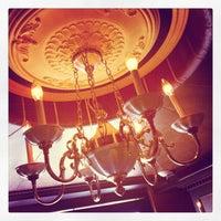 Photo taken at Libero Coffee & Bar by Minchelle W. on 5/27/2012