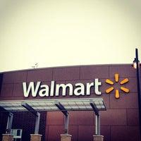 Photo taken at Walmart Supercenter by Brian H. on 6/11/2012