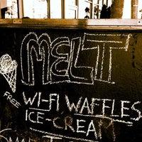 Photo taken at Melt by Allan C. on 9/9/2012
