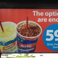 Photo taken at RaceTrac by Peter K. on 7/20/2012