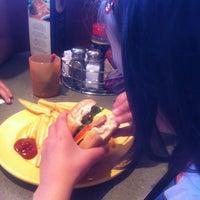 Photo taken at Ricky's Restaurant by Yuko H. on 5/12/2012