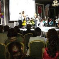 6/2/2012 tarihinde Pelin U.ziyaretçi tarafından Limak Eurasia Luxury Hotel'de çekilen fotoğraf