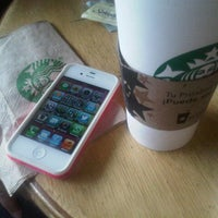 Photo taken at Starbucks by Esme M. on 7/19/2012