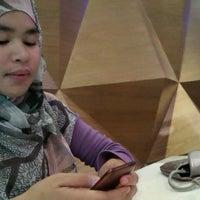 Photo taken at LagunaDua Cafe & lounge by yumni H. on 3/21/2012