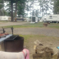 Photo taken at Old Orchard Beach Campground by Sharon (. on 9/5/2012