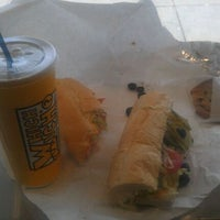 Photo taken at Which Wich? Superior Sandwiches by Cooper S. on 6/1/2012