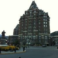 Photo taken at The Fairmont Banff Springs Hotel by Rafa J. on 8/4/2012