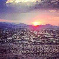 Photo taken at Thunderbird Mountain by Karen M. on 7/3/2012