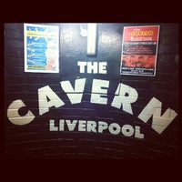 Photo taken at The Cavern Club by Alejandro A. on 2/13/2012