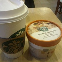 Photo taken at Starbucks by Vincent V. on 3/12/2012
