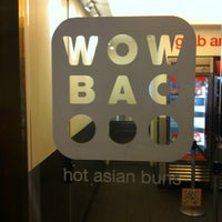 Photo taken at Wow Bao by Jerry C. on 7/28/2012