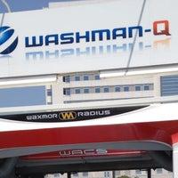 Photo taken at ウォッシュマンQ 246伊勢原店 by T W. on 6/3/2012