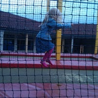 Photo taken at Trampolines by Co on 5/11/2012