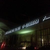 Photo taken at King Fahd International Airport (DMM) by Saeed B. on 9/10/2012