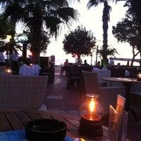 9/11/2012 tarihinde Irfan E.ziyaretçi tarafından Green Beach Restaurant'de çekilen fotoğraf
