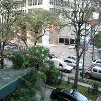 Photo taken at Calle Veracruz by Dine H. on 6/19/2012