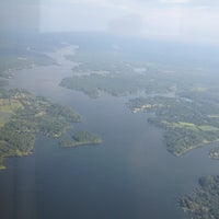 Photo taken at Lake Greenwood by Harry B. on 8/14/2012