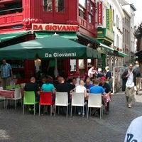 Photo taken at Da Giovanni by Savvas D. on 8/24/2012
