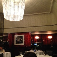 Photo taken at The Savoy Grill by Ashley R. on 6/11/2012
