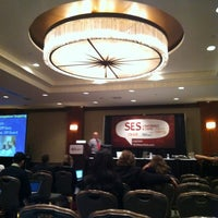 Photo taken at SES Search Engine Strategies New York by Jonathan R. on 3/22/2012