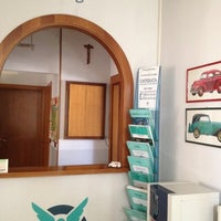 Photo taken at Cattolica Assicurazioni Agenzia Rimini Tomassetti by Emanuela T. on 5/12/2012