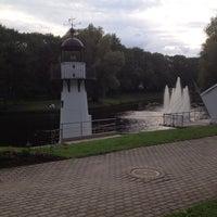 Photo taken at Kronvalda parks by Kārlis on 8/18/2012