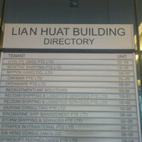 Photo taken at Lian Huat Building by Yan D. on 9/6/2012