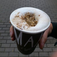 Photo taken at Max Coffee by Nerijus P. on 9/13/2012