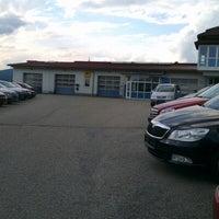 Снимок сделан в Auto Engleder GmbH пользователем Günter H. 6/23/2012