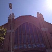 Photo taken at Mercat Municipal by Cristina on 8/4/2012
