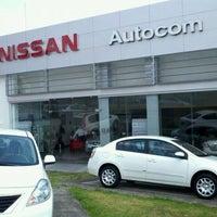 Photo taken at Nissan Autos Compactos De Zitácuaro 230 by Ariel A. on 5/31/2012