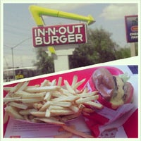 Photo taken at In-N-Out Burger by Trey J. on 8/5/2012