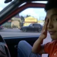 Photo taken at Daim Burger by Faris M. on 3/10/2012