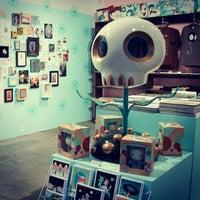 Photo taken at Cotton Candy Machine by Jason Rafael on 6/14/2012