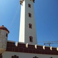 Photo taken at Faro Monumental by Felipe C. on 2/21/2012