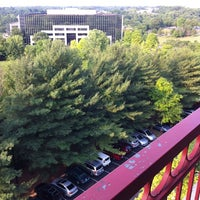 Photo taken at Embassy Suites by Hilton Nashville Airport by Mark S. on 5/15/2012