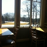 Photo taken at Purpoodock Golf Club by Hollie C. on 2/19/2012