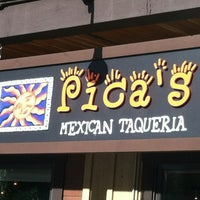Photo taken at Pica's Mexican Taqueria by Brian H. on 7/5/2012