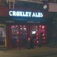 Photo taken at Croxley's Ale House by kevin on 2/14/2012