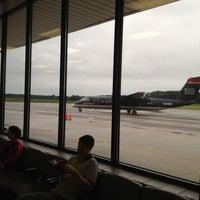 Photo taken at Salisbury-Ocean City: Wicomico Regional Airport (SBY) by Karen B. on 8/26/2012