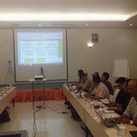 Photo taken at Friendly Meeting Room by Yodi HCS H. on 8/30/2012