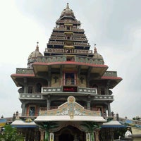 Photo taken at Graha St. Maria Annai Velangkanni by Mike B. on 3/10/2012