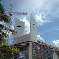 Photo taken at Parroquia de Cristo Resucitado by Patty G. on 3/18/2012