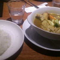 Photo taken at CURRY RESTAURANT YOSHIMI 池袋パルコ店 by QK T. on 4/22/2012