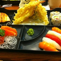 Photo taken at Sapporo Sushi by Priscilla on 8/26/2012